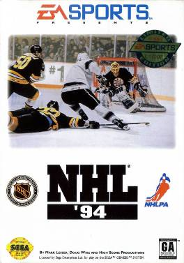 Episode 006 - The NHL Series (1992 to 1997)