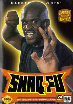 Episode 009 - Shaq Fu (1994)