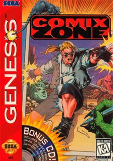 Comix Zone (1995)