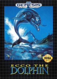 Ecco The Dolphin - Box Art