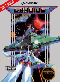 Episode 010 – Gradius (1986) and Gradius 3 (1990)