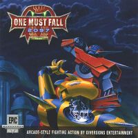 One Must Fall - Box Art
