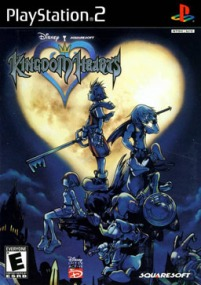 Kingdom Hearts - Box Art