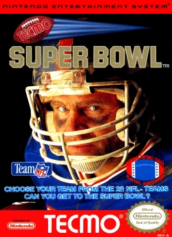 Episode 019 – Tecmo Bowl (1989) and Tecmo Super Bowl (1991)