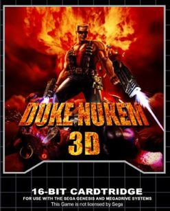 Duke Nukem 3D - Box Art