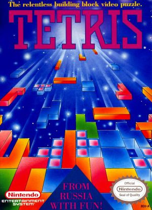 Tetris - Box Art