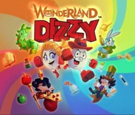 Wonderland Dizzy - Box Art - 01