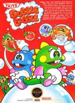Episode 031 – Bubble Bobble (1988)