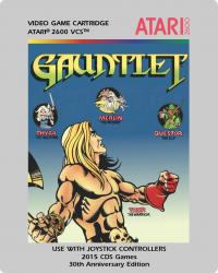 Gauntlet Atari 2600 - Box Art - 01