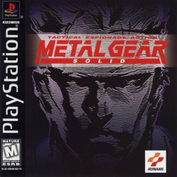 Episode 032 – Metal Gear Solid (1998)