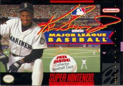 Ken Griffey Jr. - Box Art - 01