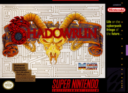 Episode 037 – Shadowrun (1993)