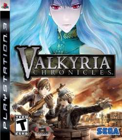 Valkyria Chronicles - Box Art - 01
