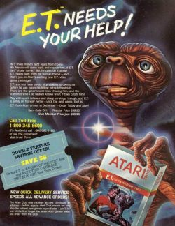 ET - Game Poster
