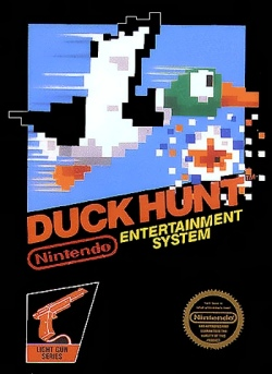 Episode 045 – Duck Hunt (1985) and World Class Track Meet (1988)