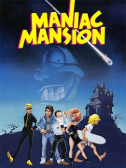 Episode 049 – Maniac Mansion (1987, 1990)
