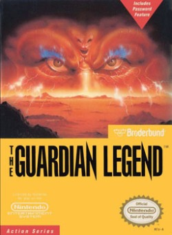 Episode 054 – The Guardian Legend (1989)