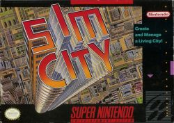 Episode 055 – SimCity (1989)
