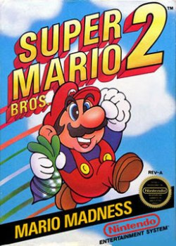 Episode 053 – Super Mario Bros. 2 (1988)