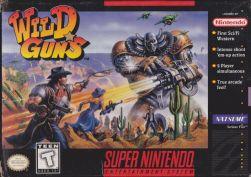 Wild Guns - SNES - 01