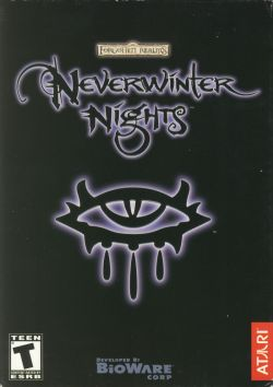 Neverwinter Nights - PC - Box Art