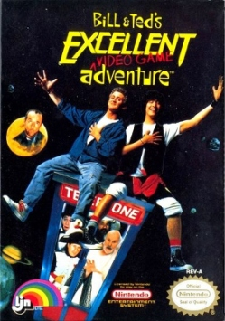 Episode 069 – Bill & Ted's Excellent Video Game Adventure (1991)