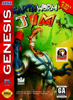 Episode 070 – Earthworm Jim (1994)