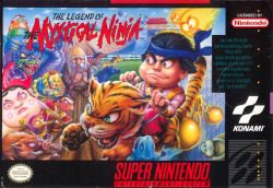 Episode 066 – The Legend of the Mystical Ninja (1992)