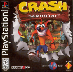Episode 071 – Crash Bandicoot (1996)