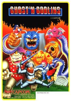 Episode 079 – Ghosts 'n Goblins series (1985-1991)