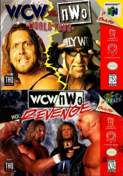 Episode 081 – Not Sonic the Hedgehog (WCW vs. nWo games, 1997 and 1998)