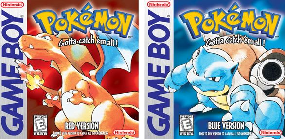 Episode 082 – Pokemon Red and Blue (1998)