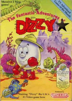 Episode 089 – The Fantastic Adventures of Dizzy (1991)