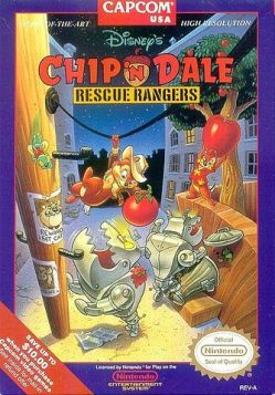 Episode 094 – Chip 'n Dale Rescue Rangers (1990)
