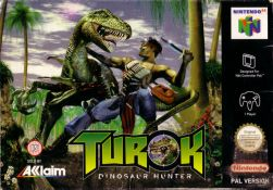 Episode 096 – Turok: Dinosaur Hunter