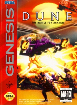 Episode 110 – Dune II (1992 + 1993)