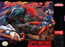 Episode 111 – Street Fighter II (1991 + 1992)