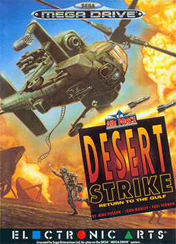 Episode 114 – Desert Strike (1992)