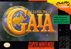 Episode 116 – Illusion of Gaia (1994)