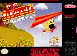 Episode 115 – Pac-Man 2: The New Adventures (1994)