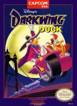 Episode 125 – Darkwing Duck (1992)