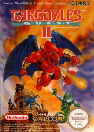 Episode 131 – Gargoyle's Quest 2 (1992)