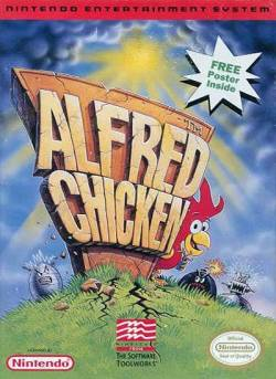 Episode 134 – Not Sonic (Alfred Chicken) (1993)