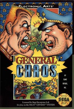 Episode 132 – General Chaos (1994)