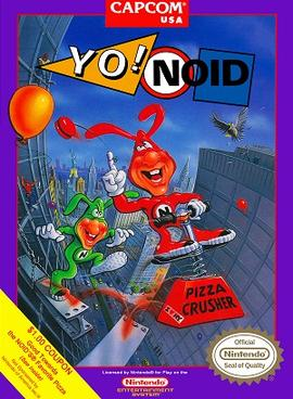 Episode 145 – Yo! Noid (1990)