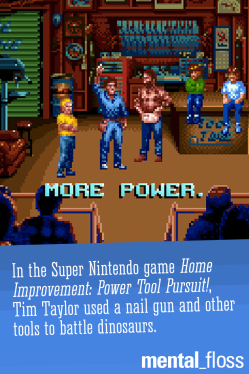 Episode 152 – Home Improvement: Power Tool Pursuit! (1994)