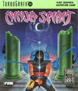 Episode 154 – Ninja Spirit (1990)