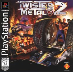 Episode 156 – Twisted Metal 1 and 2 (1995 + 1996)