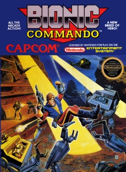 Episode 170 – Bionic Commando (1988)