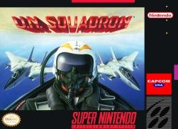 Episode 169 – U.N. Squadron (1991)
